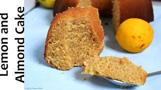 Lemon and Almond Bundt Cake | RECIPE