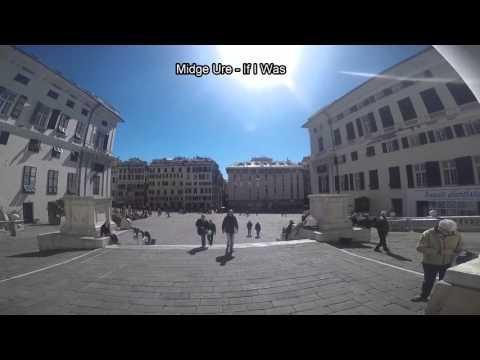 Visiting GENOA (Genova), Italy