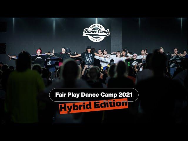 Fair Play Dance Camp 2021 | Hybrid Edition | Powered by United