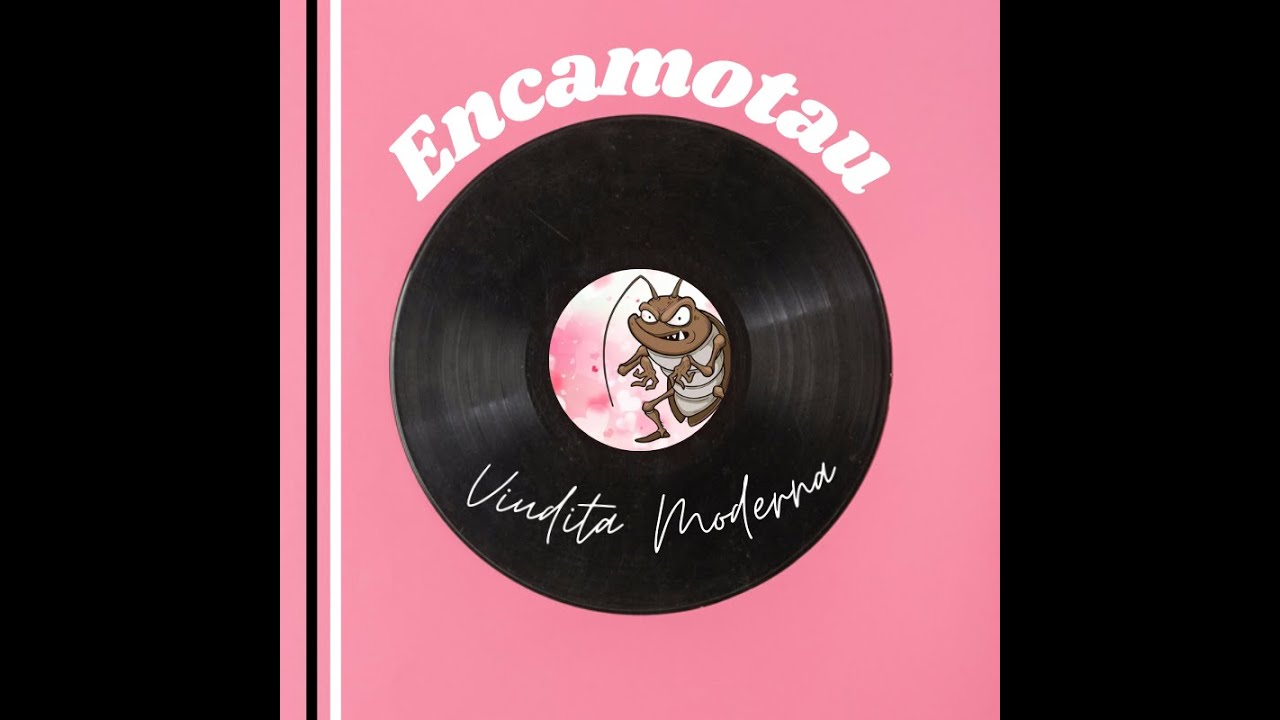 Download Viudita Moderna - Encamotau (Lyric Video) Prod. Mike Rave