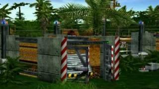 Isla Nublar promotional video