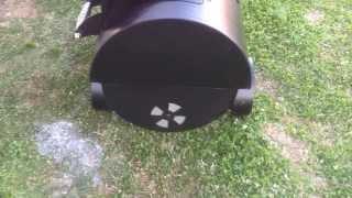 Brinkman Trailmaster Limited Smoker/Grill