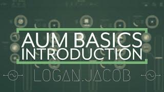 AUM Basics: Introduction to AUM (DAW for iOS Music Production)