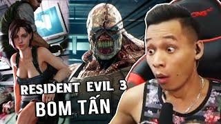 Resident Evil 3 Remake - thử thách phá đảo game trong 1 buổi stream.