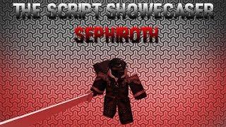 Roblox Script Showcase Episode#690/Sephiroth Single Winged Katana Man