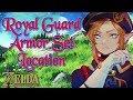 Zelda Botw Location of Royal Guard Uniform EX Royal Guard Rumors DLC 2