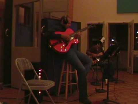 Live in Studio: FOREIGN AFFAIR recording Refugee CD