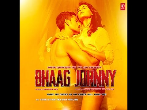 Kina Sohna Tu Bhaag Johnny Movie Song Full Lyrics | Sunil Kamath | Kunal Khemu | Zoa Morani