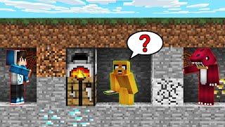Minecraft: MIKECRACK vs. 2 CAZADORES ⚔🏆 MI PRIMERA VEZ en SPEEDRUN!! 😱