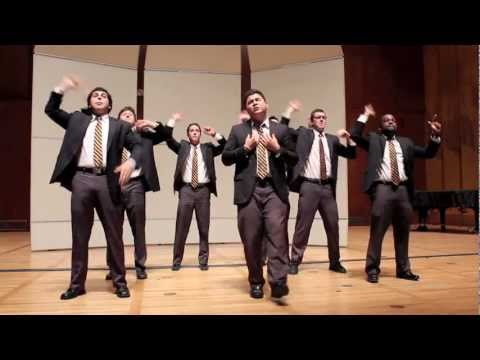 "UC Men's Octet ""Ladies Choice"" A Cappella Performance at UC Berkeley"