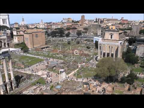 Forum Romanum [Roma, Italia]