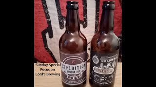 The Beer Dog's Sunday Special - Lord's Brewing Co.