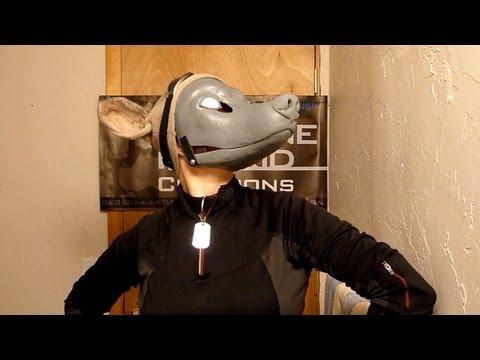 Canine Resin Mask Full Demo