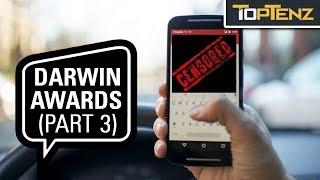 10 Outrageously Dumb Darwin Award Winners (Part 3)