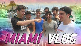 MIAMI VLOG - MUSIC, JETSKIING & SHOOTING GUNS with Vikkstar123 (Miami Music Week & Ultra)
