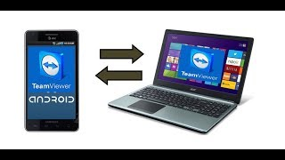 (SOLVED and WORKS)How to control PC or LAPTOP  from Mobile Device FREE with Teamviewer