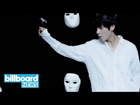BTS' V Shares New Song 'Singularity' Ahead of 'Love Yourself: Tear' Album Release | Billboard News