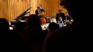 Evan Weiss/Ross Pederson Sr. Recital - Moment's Notice
