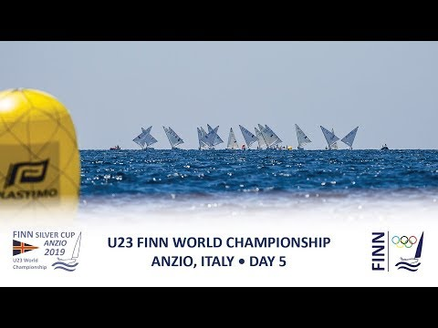 Highlights from Day 5 of the 2019 Finn Silver Cup