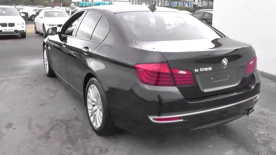 bmw 5 series saloon f10 520d luxury saloon b47 2 0 z5l2 u18749 youtube. Black Bedroom Furniture Sets. Home Design Ideas
