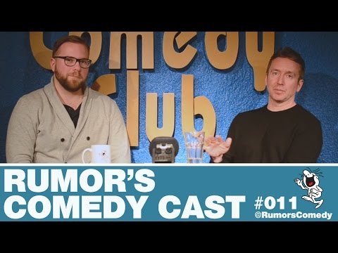 Rumor's Comedy Cast #011 - Chad Daniels
