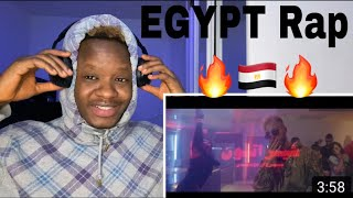 Marwan Moussa - Sheraton (Official Music Video) | مروان موسى - شيراتون Reaction 🔥🇪🇬