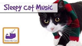 Music for Cats - Relaxing Music to Make Cats to Sleep