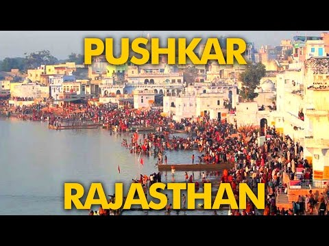 Culture Shock - A Lively Tour Of Pushkar   Travel With Shenaz   Rajasthan   Shenaz Treasurywala