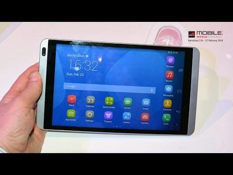 Huawei MediaPad M1 8.0 (MWC 2014)
