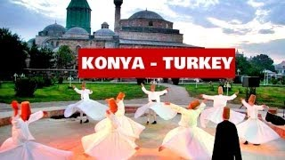 KONYA CITY GUIDE - EXPLORING TURKEY (Part 1/3)