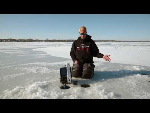 Ice Defense Versus Aerator!