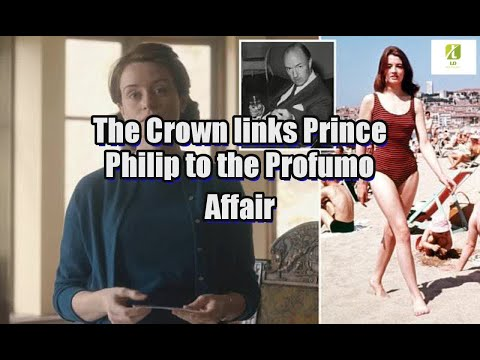 The Crown links Prince Philip to the Profumo Affair