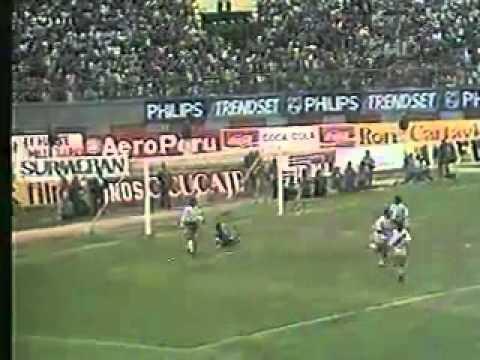 CRONICAS CMD - REYNA vs MARADONA  PERU vs ARGENTINA 26-05-1985 parte 1-3