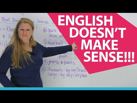 10 words in English that don