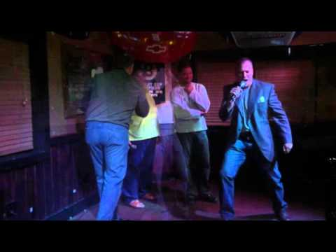 Candidate Karaoke Night