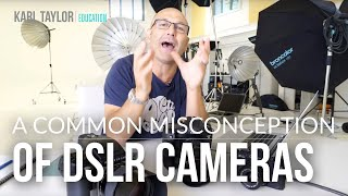 Is this ridiculous DSLR photography misconception holding you back too? - Photography Rants 😡