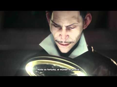Dishonored 2 - Trailer Presentación para la E3 [Subtitulado Español]