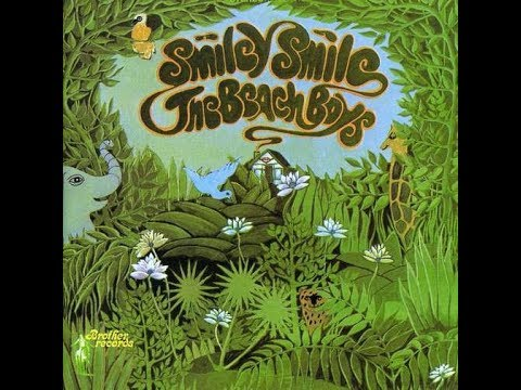 """VR&PS: The Beach Boys """"Smiley Smile"""" Review/Discussion on WFDU"""