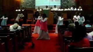 Divine Praise Dancers-More Than I Can Bear