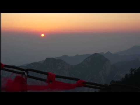 21 Holy Mountain Therapy (Shaaxi Province)