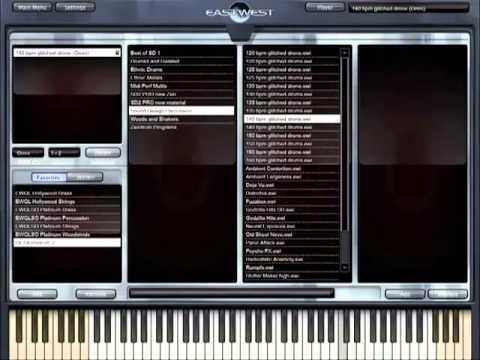 EWQL - Stormdrum 2 Demo