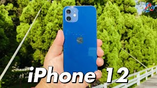 iPhone 12 Retail Unboxing & First Look - BLUE IS BACK!