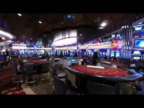 Royal Caribbean Allure of the Seas Deck 4 Casino