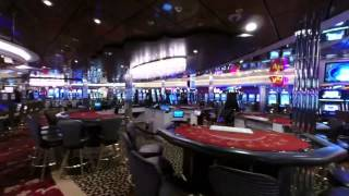 Royal Caribbean Allure of the Seas Deck 4 Casino
