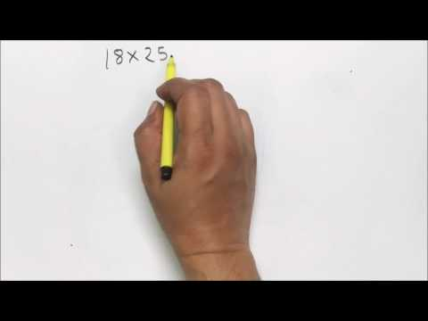 Fast Multiplication Trick Fast Math Tricks Vedic maths trick for cat ibps po ssc cgl in hindi