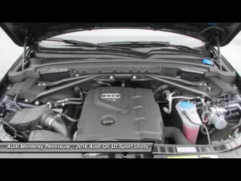 Audi Q Audi Monterey L YouTube - Monterey audi