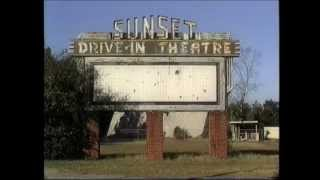 Sunset Drive-in Theatre, Brunswick, Georgia