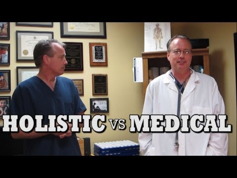 The Medical Model vs. Holistic Medicine (Common Sense Medicine)