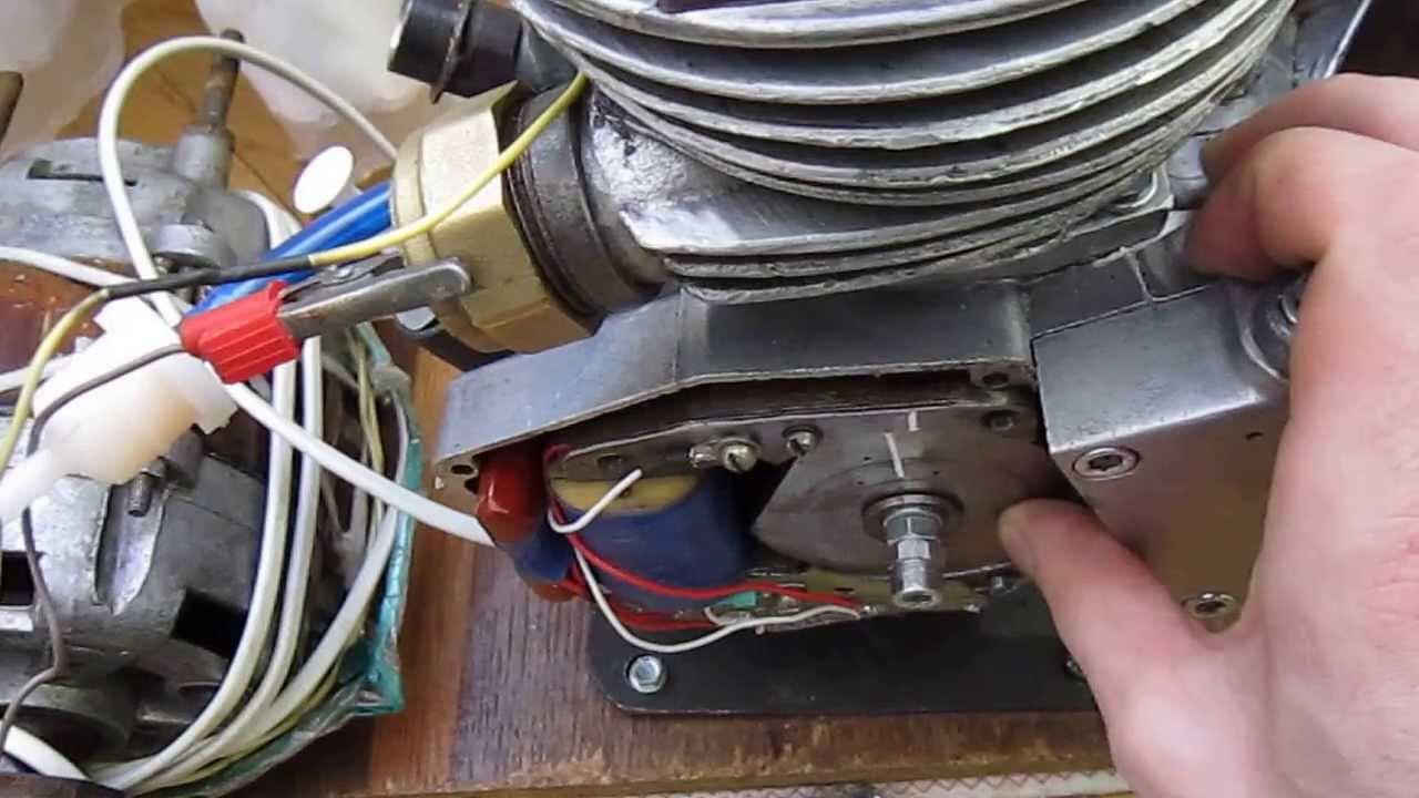 схема простого стробоскопа 12 вольт