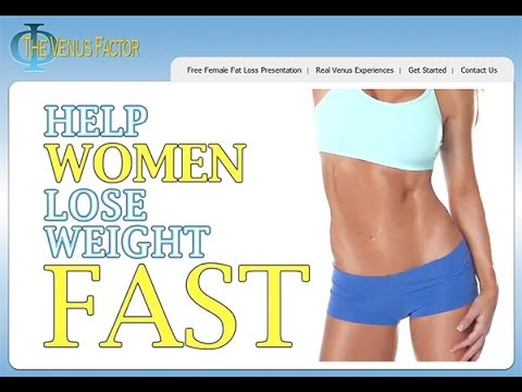 The Venus Factor: New Highest Converting Offer On Entire CB Network! (view mobile)